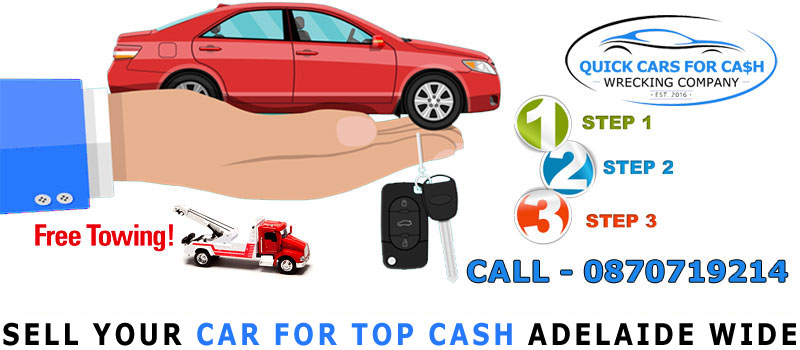 Cash For Cars Rostrevor 5073