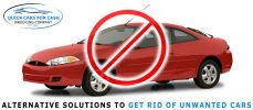 New and Profitable Alternatives to Get Rid of Unwanted Cars